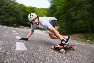 how to slide on a longboard