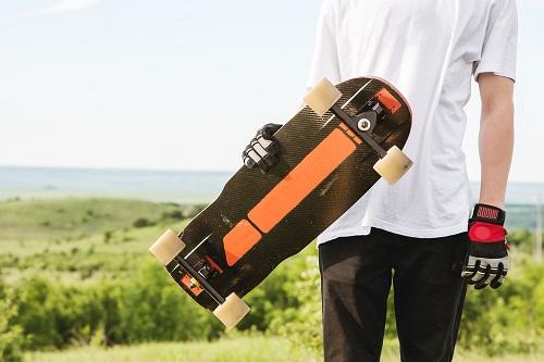 Trick for beginner longboarding