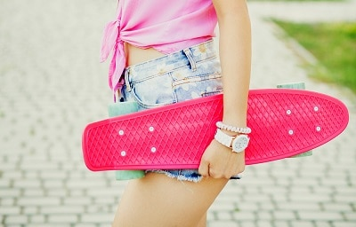 Longboard vs Penny Board