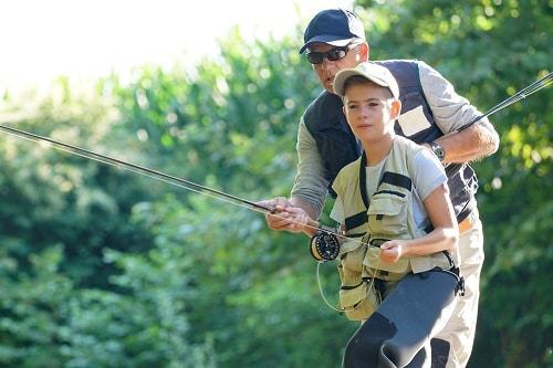 What Is Difference Between Fly Fishing Vs Spin Fishing
